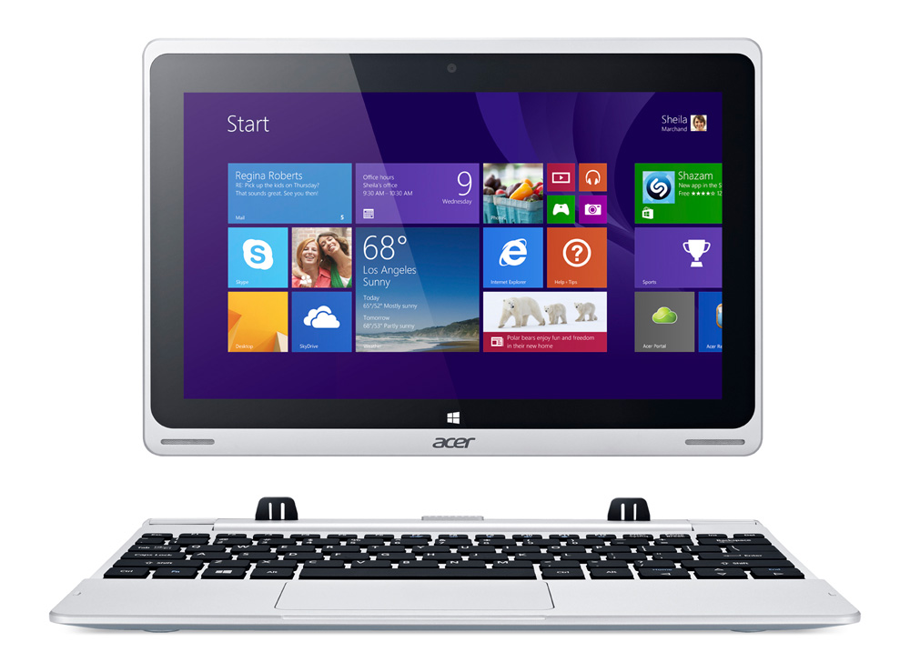 Two Great Holiday Deals On Windows 8 Hybrid Tablet/Laptops