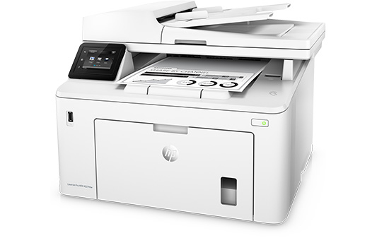 Blackhat Hackers Love Office Printers